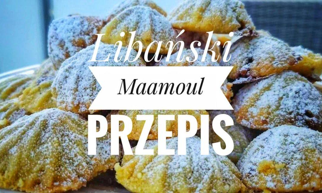 Libańskie Ciasteczka Wielkanocne